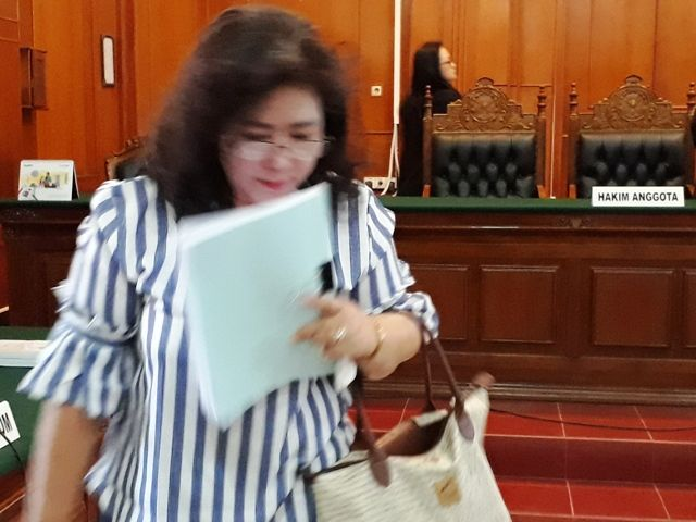 Dituntut 3 Bulan, Prof Lany Diputus 5 Bulan Penjara