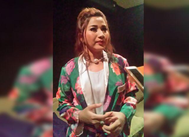 Gwen Ramadhani Jajal Dunia Musik Dangdut