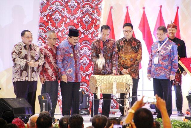 Jokowi Hadiri HPN 2019 di Surabaya
