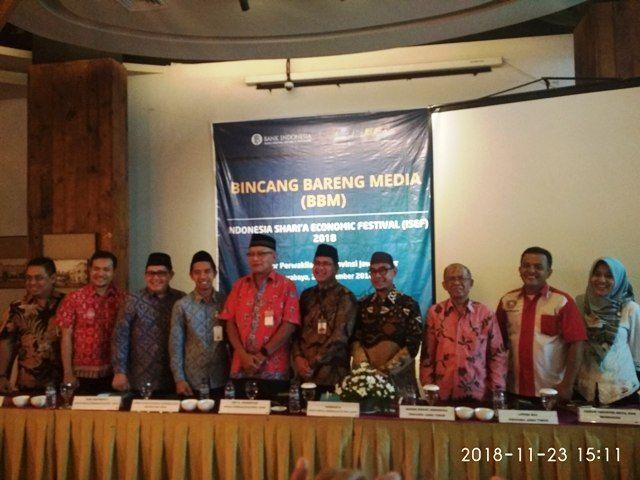 Bank Indonesia Fasilitasi UMKM Bersharia