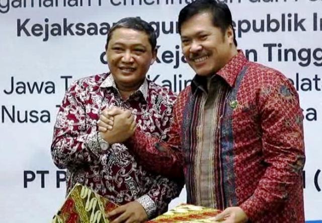 Proyek Strategis Pelindo III Dikawal Jaksa Agung