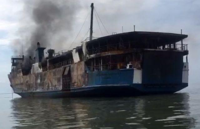 Mayat Kapal Gerbang Samudra Ditemukan