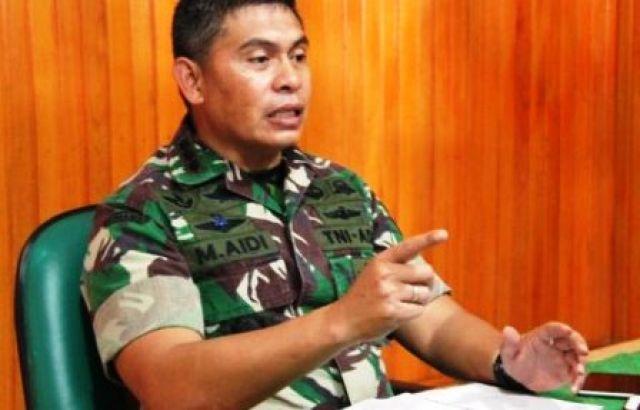 Jawaban Kapendam Untuk Gubernur Papua di Nduga