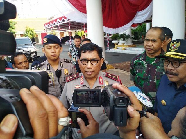 Beberapa Gereja di Surabaya Disambangi Tiga Pilar
