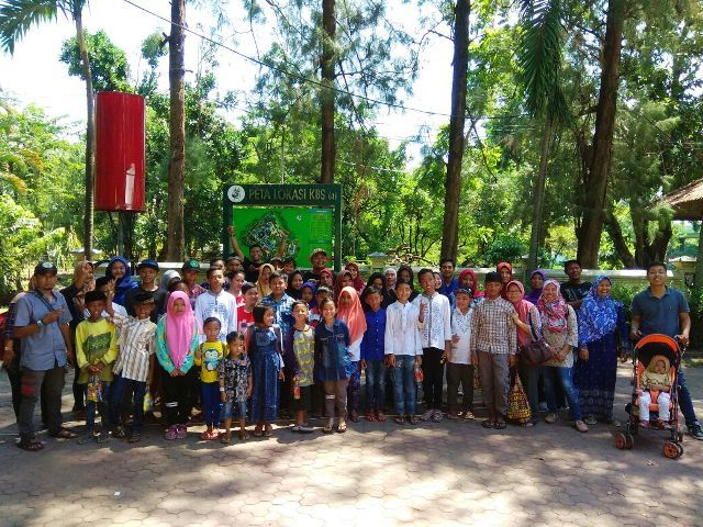 Wisata Edukasi Anak Yatim Ar-Rahman Trawas