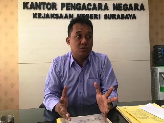 Kejari Surabaya Segera Kosongkan THR