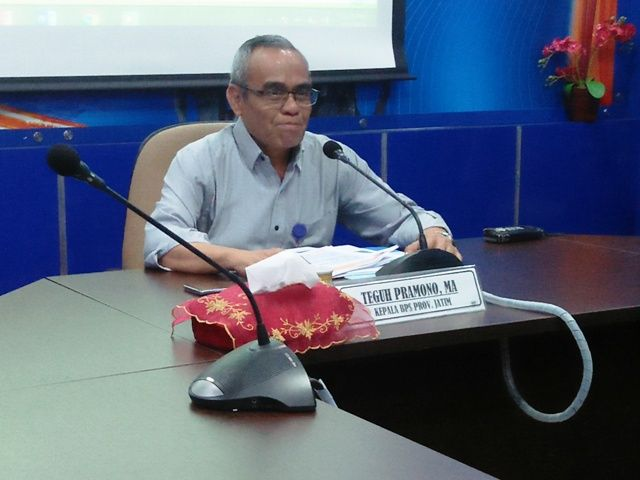 Sepanjang 2018 Inflasi Jawa Timur Terkendali