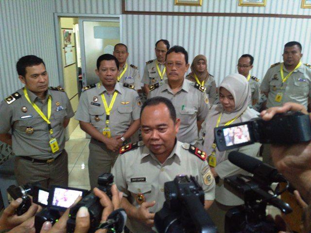 BPN Surabaya II Lamban Garap Program SMS 2016
