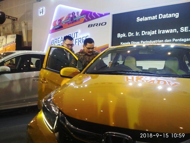 Ekspor Industri Otomotif 2017 Capai 256,56 Juta USD