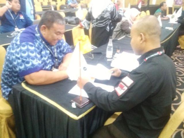 Saksi Gerindra tak Tanda Tangan Hasil Rekapitulasi