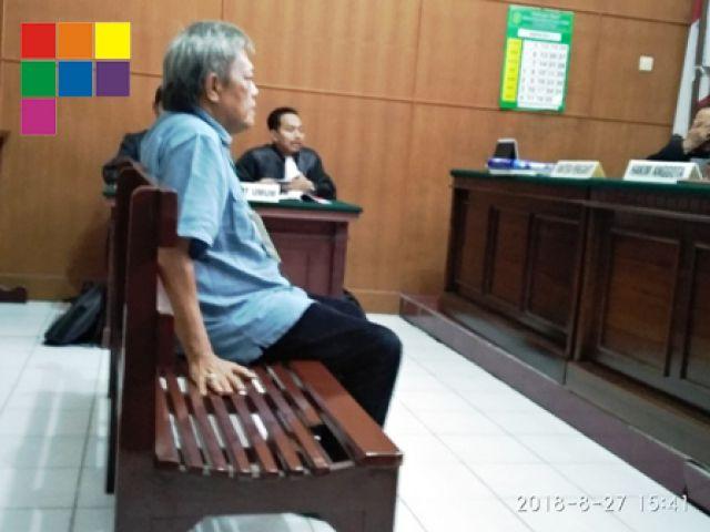 Lukman Ladjoni Hanya Divonis Hukuman Percobaan