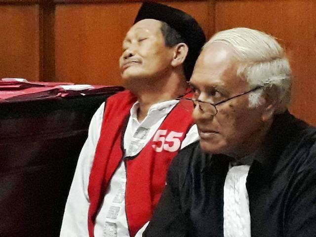 Kasus Penggelapan, Mat Jepang Dihukum 1 Tahun