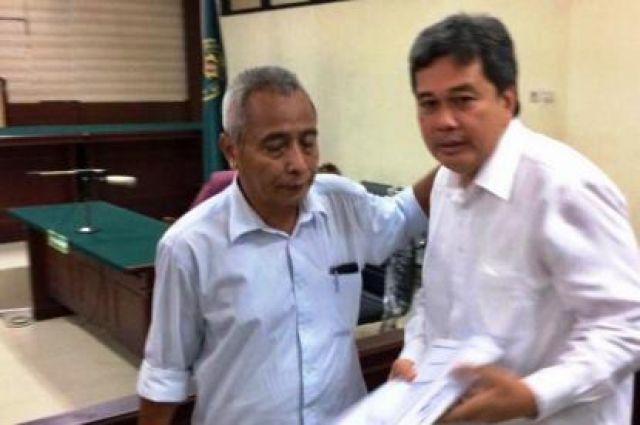 Mochamad Ardi Prasetiawan Dituntut 1,5 Tahun