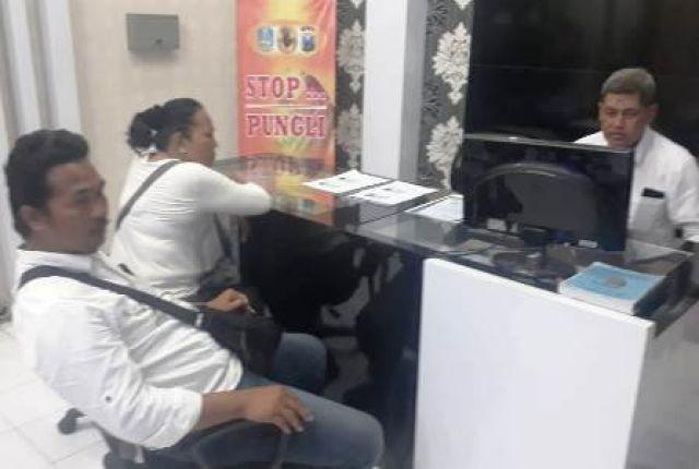 Iptu Bima Sakti Dilaporkan ke Propam Polda Jatim