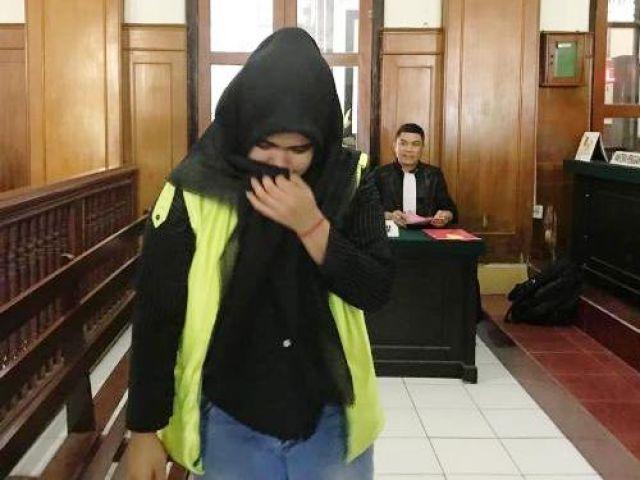 Penculik Bayi 9 Bulan Dituntut 5 Tahun Penjara