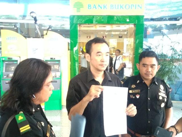 Pegawai Bank Bukopin Dipolisikan Nasabah