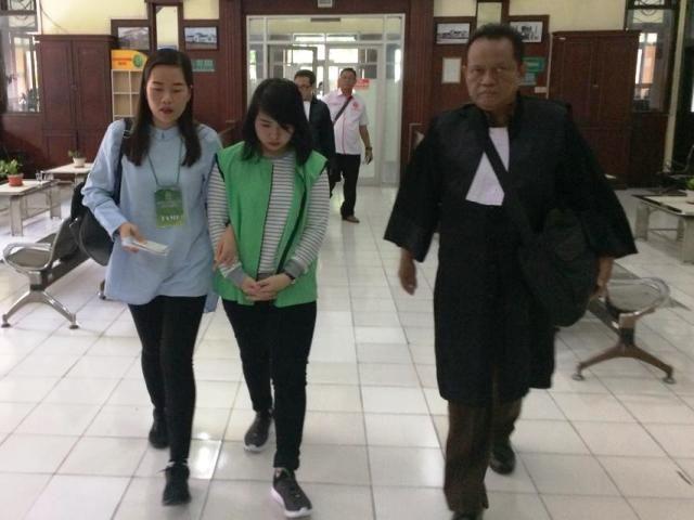 Nguyen Thi Than He Dihukum 12 Tahun Penjara
