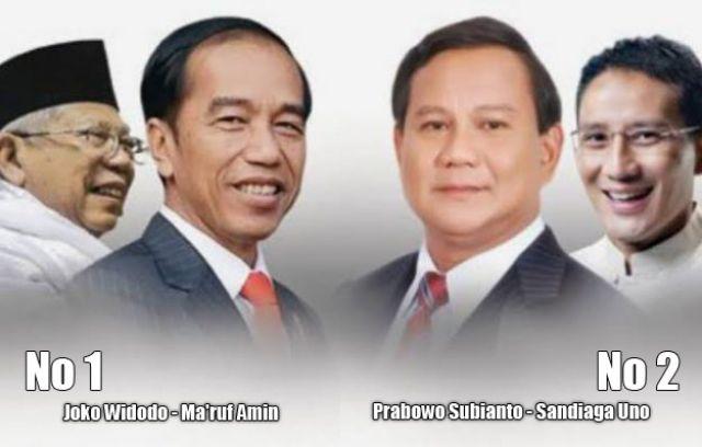 KPU Putuskan Jokowi-Ma'ruf Menang Pilpres 2019