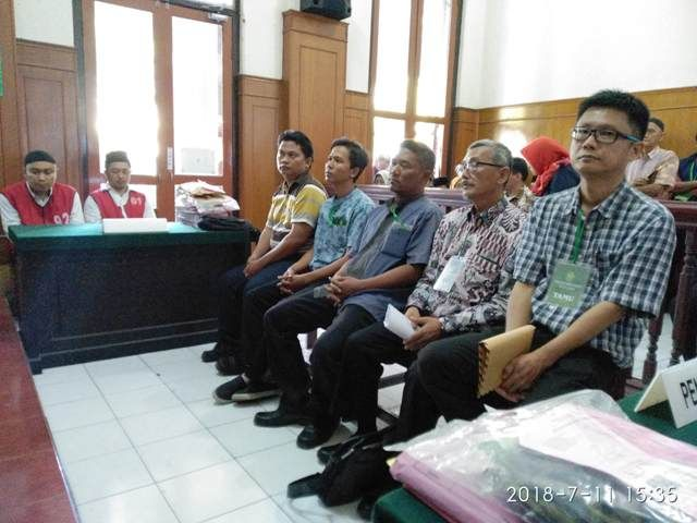 Jaksa Bingung Isi Dakwaan Terdakwa SPBU Tegalsari