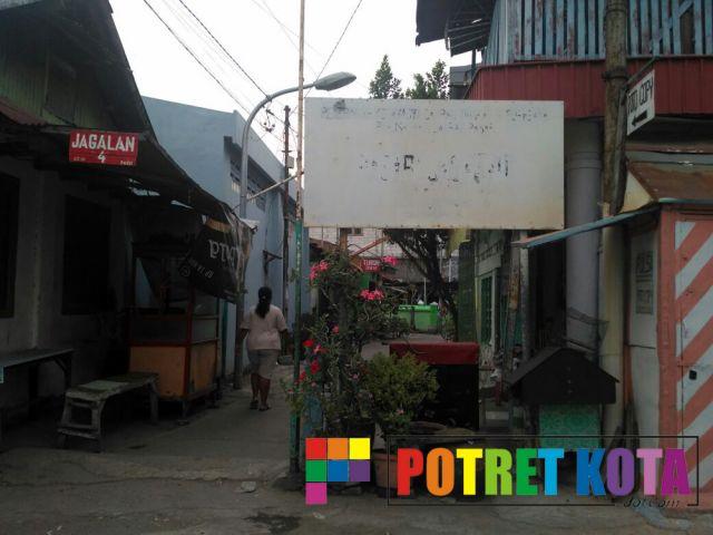 Pasar Jagalan PDPS Sekarat