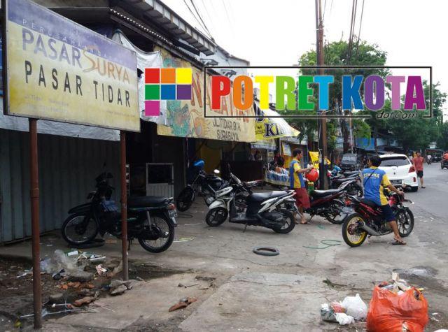 PDPS  Sulap Pasar Tidar Surabaya