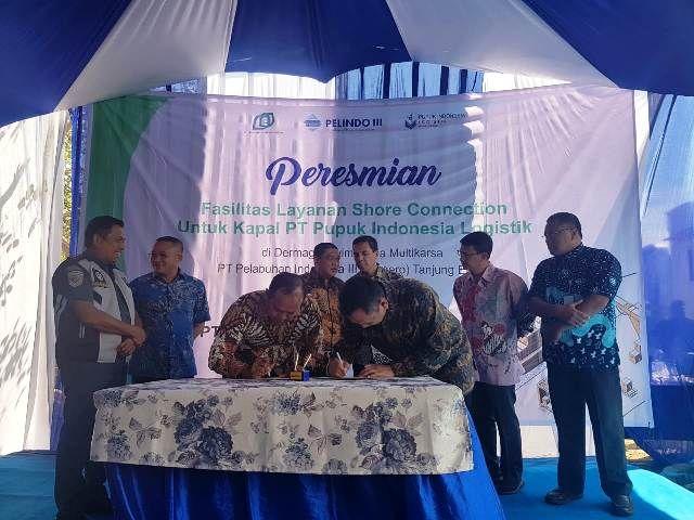 PT Pelindo III Tambah Fasilitas Pelabuhan Semarang