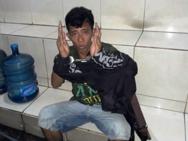 Pencuri Uang Soto Hampir Kabur Dari Kantor Polisi