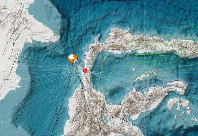 Gempa Donggala Berpotensi Tsunami