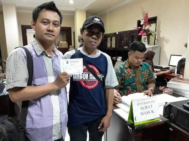 Paguyuban PKL Kaliasin Pompa Surati Dewan