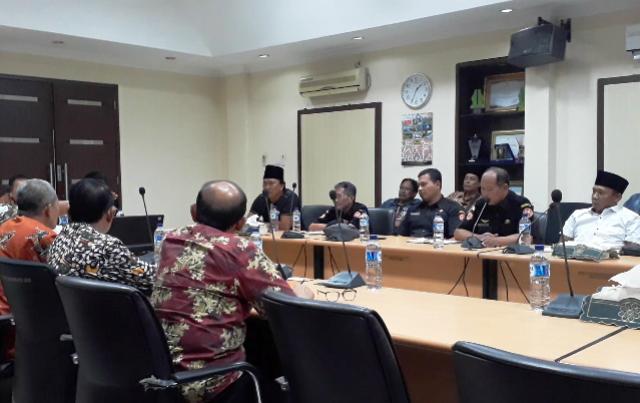 Putra Daerah Bangkalan Datangi BPWS