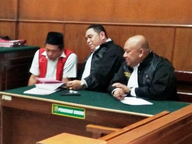 Residivis Sabu Berbelit Dituntut 17 Tahun Penjara