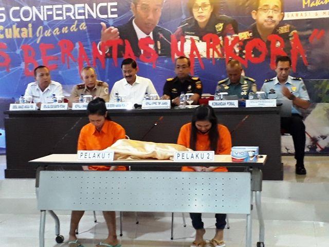 Sabu Import Gagal Masuk Surabaya