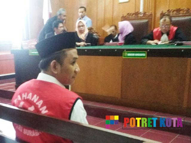 Dijerat Pasal 127, JPU Suparlan Tuntut Pemilik Sabu 5,5 Tahun