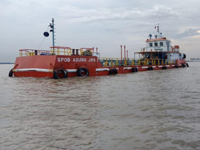 PT Bahari Berkah Madani Gunakan Kapal Ilegal