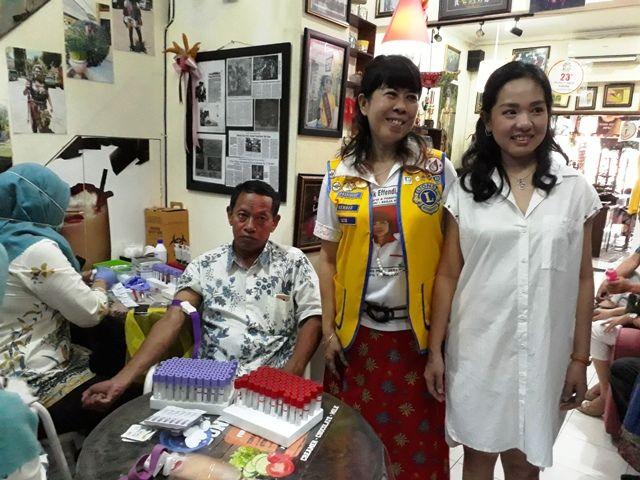 Tatik Effendi Ajak Masyarakat Cek Kesehatan Gratis