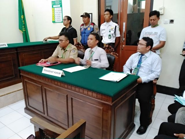 Penggugat Wali Kota Surabaya Minta Damai