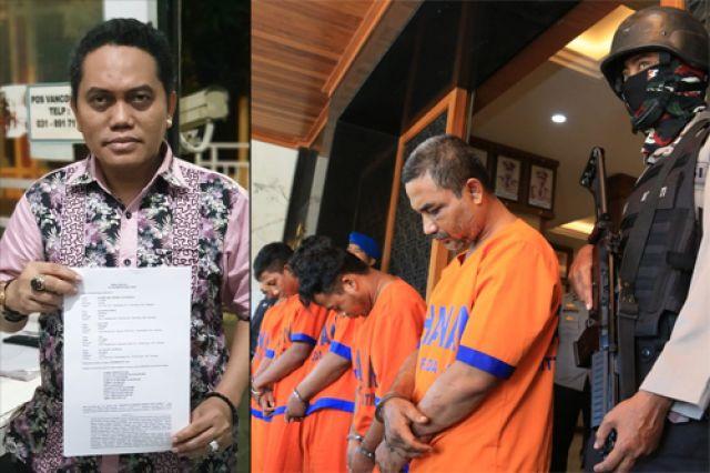 Pengacara FPI Jatim Dampingi 5 Pembakar Polsek