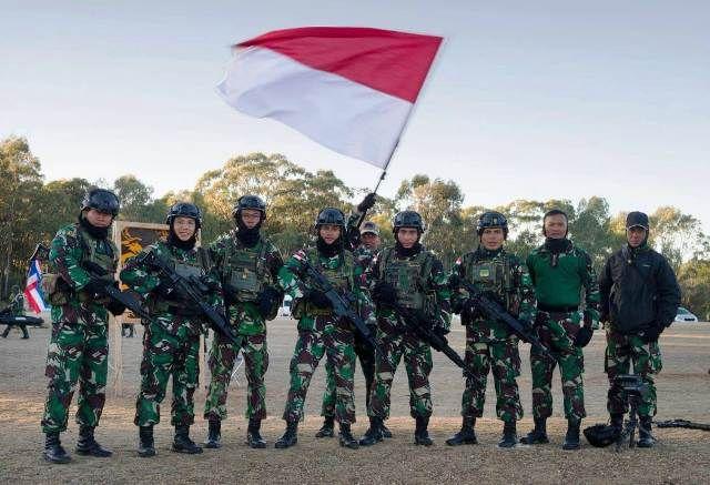 TNI AD Juara Lomba Tembak 12 Kali Berturut-turut