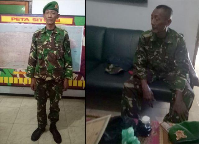 Kodim Sumenep Tangkap TNI Gadungan