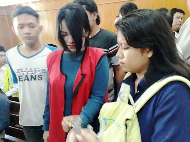 Jaringan Sabu Medaeng Dihukum 8 Tahun Penjara