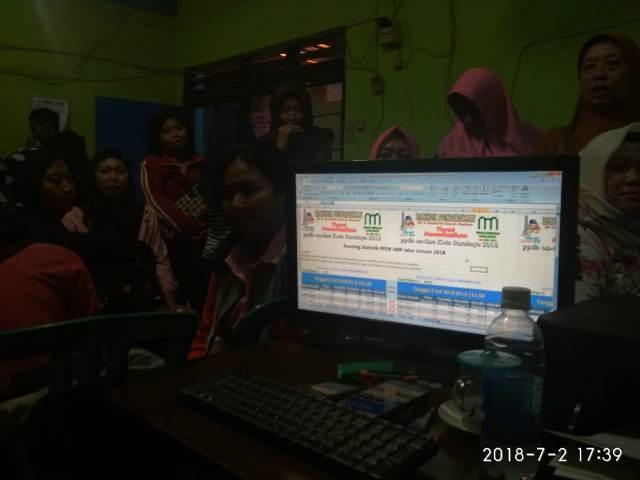 Menyoal PPDB Online SMU Negeri di Surabaya