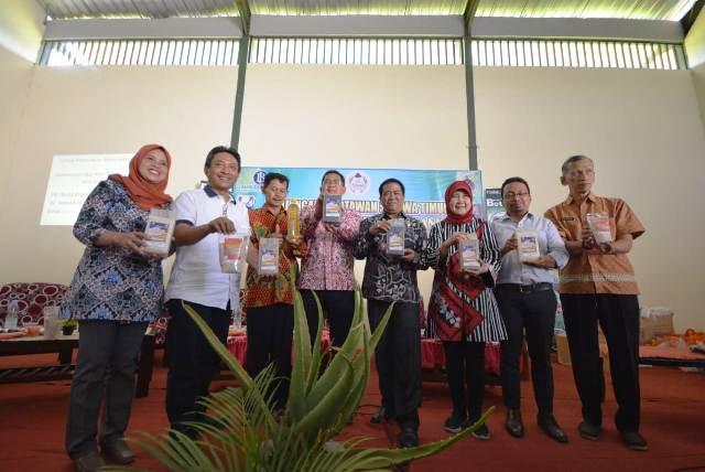 Petani Binaan Bank Indonesia Siap Ekspor Beras