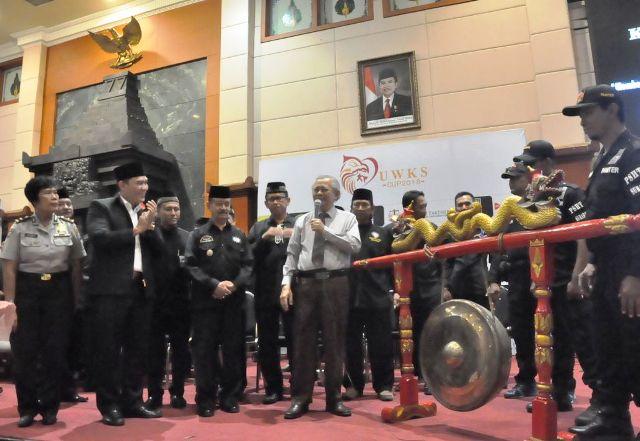 488 Anggota PSHT Tarung di Kejuaraan Pencak Silat se-Jatim
