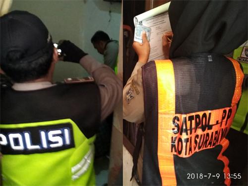 Mulyono: Operasi Yustisi di Wonokromo Bergantian