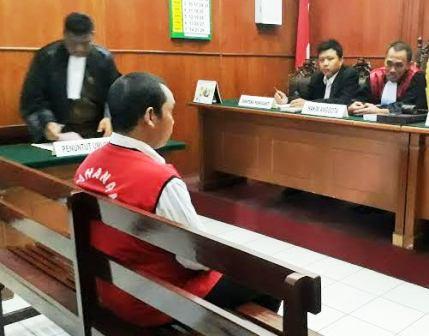3 Kali Dipenjara, Pengedar Sabu Divonis 4 Tahun