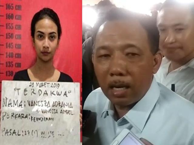 Habis Ditangkap, User Vanessa Angel Masuk DPO
